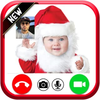 Instant Real Video Live Call From Baby Santa - Free Text Message - Free Fake Phone Caller ID PRO 2019 - PRANK FOR KIDS!