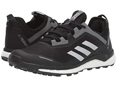 adidas Outdoor Terrex Agravic Flow (Black/Grey Two/Grey Four) Women