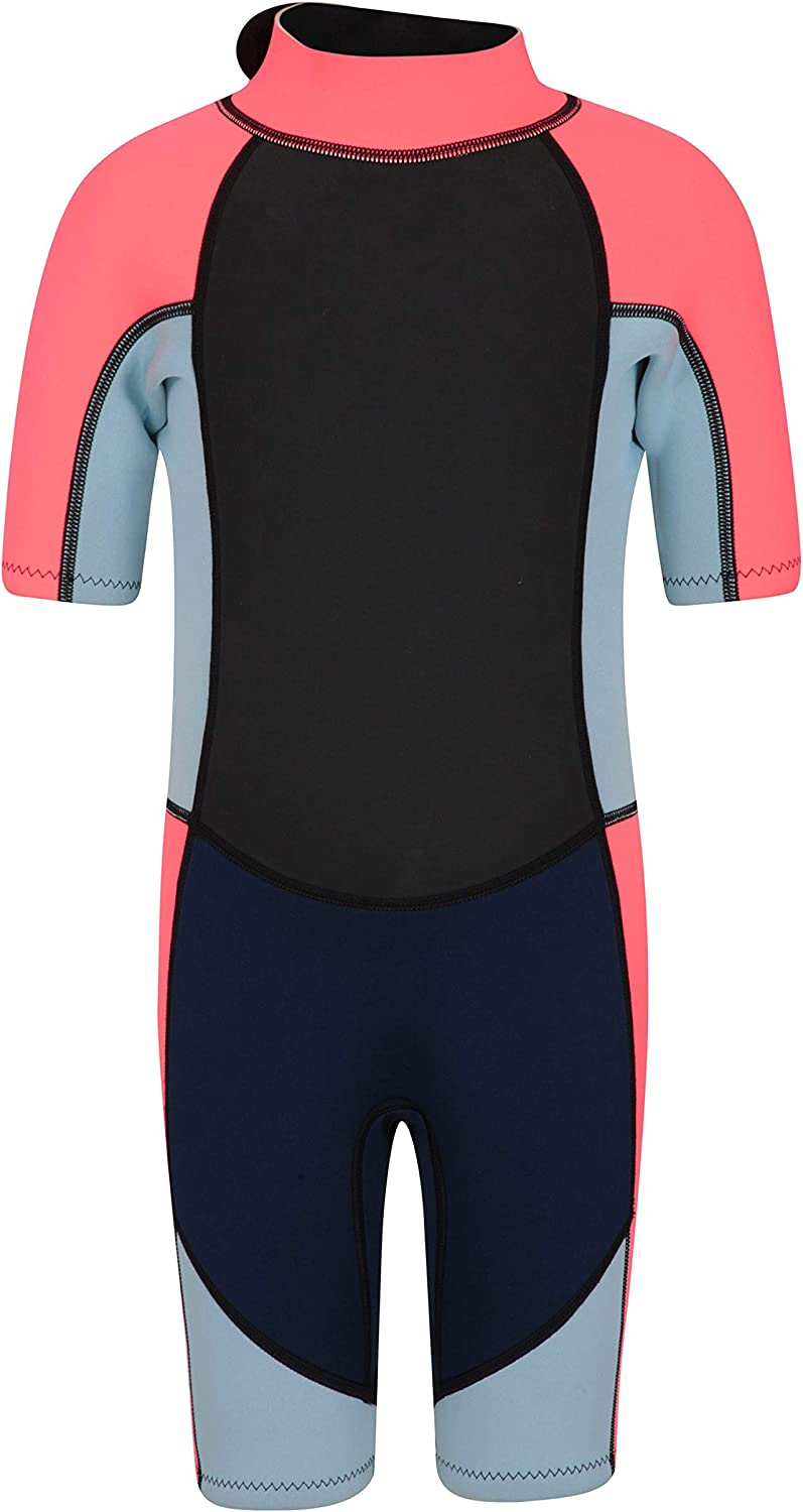 Mountain Warehouse New product Junior Shorty famous Wetsuit-2.5mm We Neoprene Kids