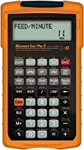 $69 » Calculated Industries 4088 Machinist Calc Pro 2 Advanced Machining Calculator | Speeds and Feeds, DOC, LOC and WOC for Mat...