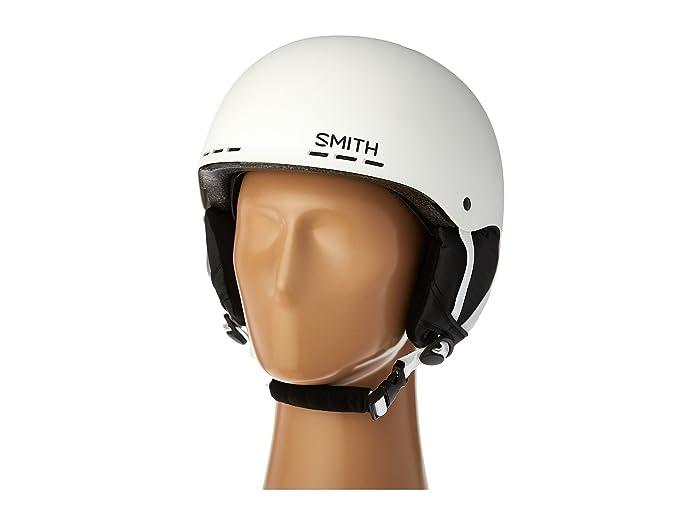 Holt (Matte White) Helmet
