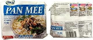 Malaysia Halal INA Pan Mee Instant Banmian Original Seafood Soup Hakka Non-fried Flat Noodle mee hoon kueh 原味海鲜板面 2.9oz