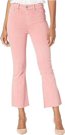 Bridget Crop Mid-Rise Instasculpt Boot Jeans in Cozumel