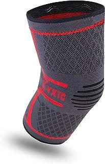 YXTC 膝サポーター スポーツ 保温 左右兼用 通気性 伸縮性 登山 ランニング バスケ サッカー アウトドア S/M/L/XL