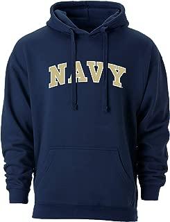 NCAA Navy Mens Benchmark HoodBenchmark Hood, Navy, L