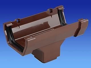 comprar comparacion Wavin OSMA 4T819N Squareline–Running Outlet recto 100mm marrón 4T806N