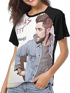 Women's Thomas Rhett Life Changes Short Sleeve T-Shirt
