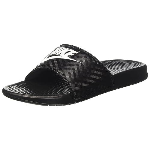75ddd395bd1c NIKE Women s Benassi Just Do It Synthetic Sandal