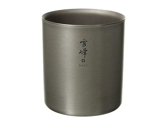 Seppou Stacking Mug H450 Titanium