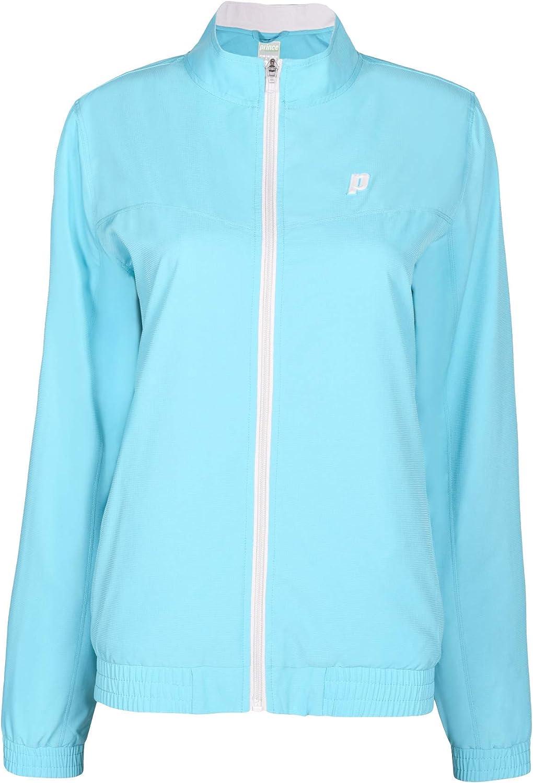 Prince Women's Ladies' Warm-up Jacket Full Zip