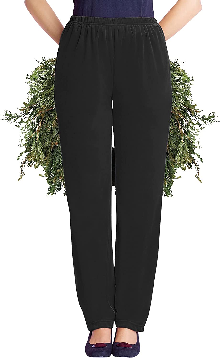 Woman Ranking Directly managed store TOP13 Within Women's Plus Velour Size Pant