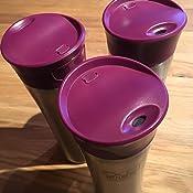 Auslaufsicher Kein /Überschwappen Vakuumisoliert Travel Mug One Click Deckel is Sp/ülmachinenfes 5 Jahre Garantie Thermobecher F/ür Kaffee oder Tee Einhandbedienung Doppelwand-Edelstahl Innen und Au/ßen Super Qualit/ät