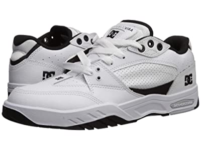 DC Maswell (White/Black) Men