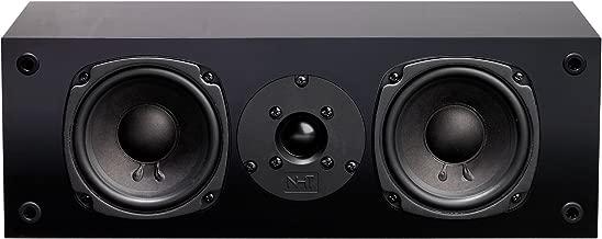 NHT Super Center 2.1 Center Channel Speaker, Black