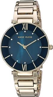 Anne Klein Women's Swarovski Crystal Bracelet Watch