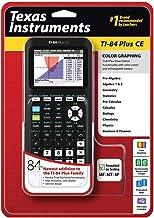 ماشین حساب گرافیکی Texas Instrument TI-84 Plus CE ، سیاه