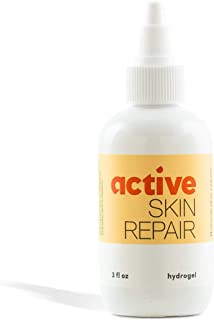 Active Skin Repair – The Natural & Non-Toxic Healing Ointment & Antiseptic Spray for Minor cuts, scrapes, rashes, sunburns and Other Skin irritations (Single, Hydrogel)