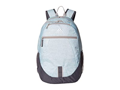 adidas Foundation V Backpack (Jersey Clear Mint/Onix/Grey Two/White) Backpack Bags