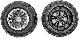 HOSIM RC Car Tires Accessory Spare Parts Wheels 30-ZJ02 for Hosim 9130 9135 9136 9137 9138 Q903 RC Car (2 Pcs)