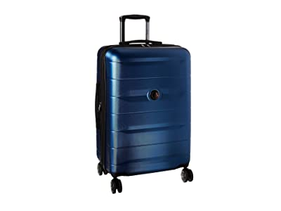 Delsey Comete 2.0 24 Spinner Upright (Steel Blue) Luggage