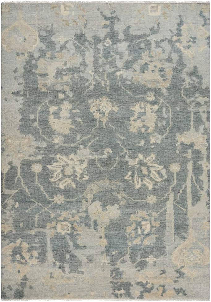 Gatney Rugs Roman Area Special price Rug BMT991 Dk. x Vintage 12' Gray Soldering 9' Aged