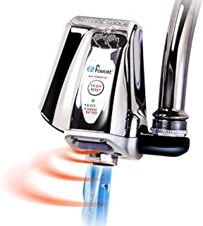 iTouchless EZ Faucet PRO Automatic Touch-Free Faucet Adaptor, New Model for Any Sink/Faucet