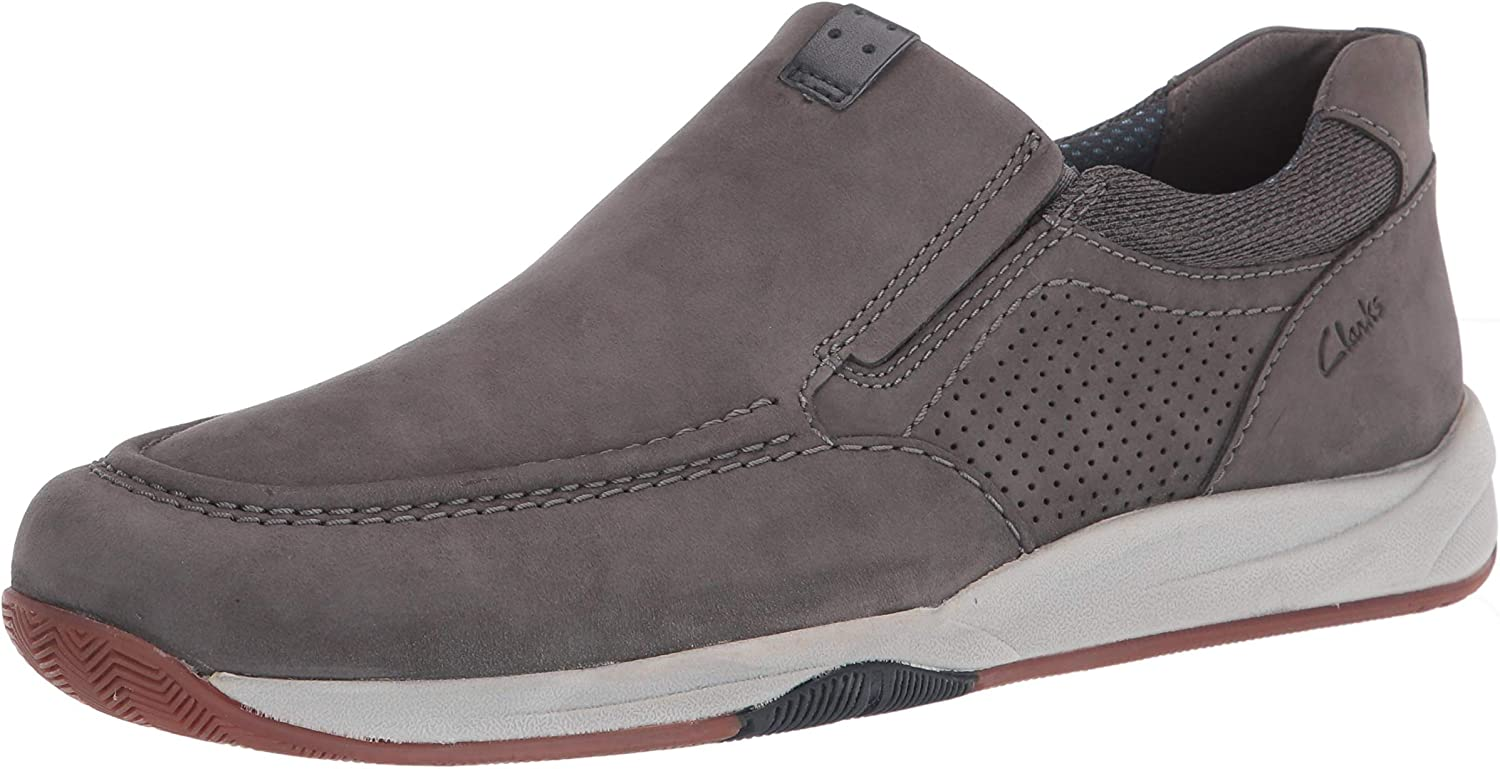Clarks Men's Omaha Mall Langton Outlet sale feature Sneaker Step