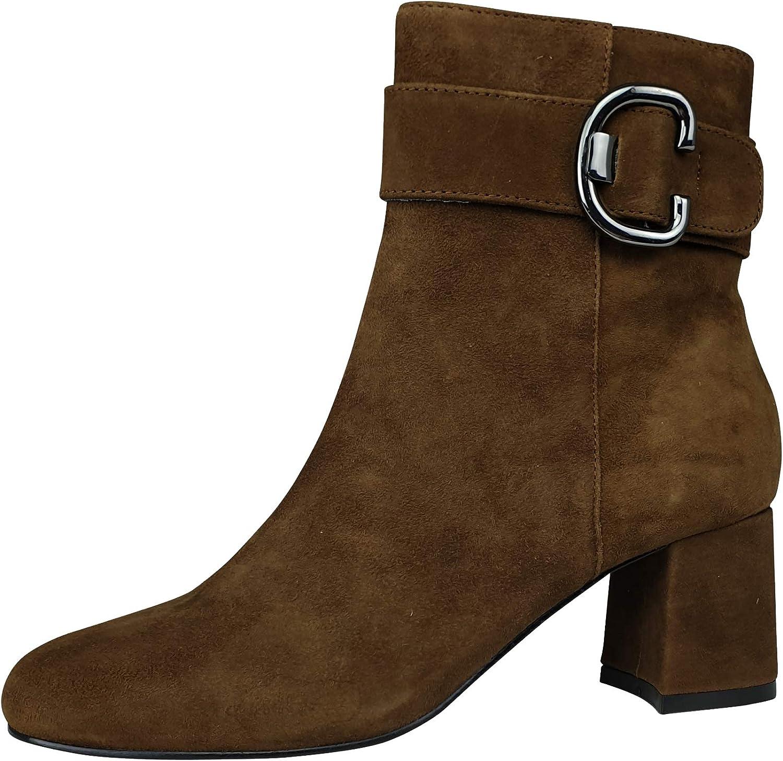 Bibi Bibi lou Damen Schuhe Stiefelette Wildleder Cognac braun Blockabsatz 963797  bis zu 65% Rabatt