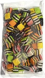 Soft Australian Licorice Allsorts - Darrell Lea 2.2 lb Bulk Bag - NON-GMO, NO HFCS & Kosher - America's #1 Soft Eating Licorice Brand!
