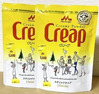 森永乳業 クリープスティック 15本入×2袋