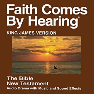 KJV New Testament - King James Version (Dramatized)