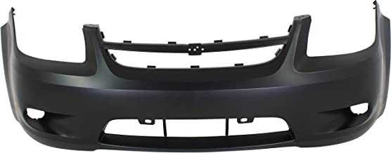 Front Bumper Cover for CHEVROLET COBALT 2006-2010 Primed LT/LTZ/Sport/(2006-2007 SS 2.4L Engine) Models