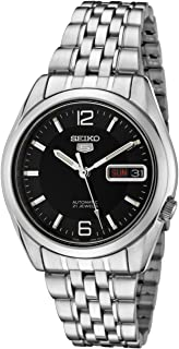 Seiko Men's SNK393K Automatic Stainless Steel Watch