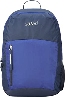 Safari 26 Ltrs Blue Casual Backpack (CHAMP19CBBLU)
