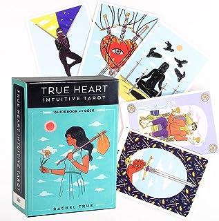 Prawdziwe Serce Intuicyjne karty Tarot Karta Oracle Karta Wrógi Los Rozrywka Stół Deck Gry Wakacyjne Rodzina Party Gift Gi...