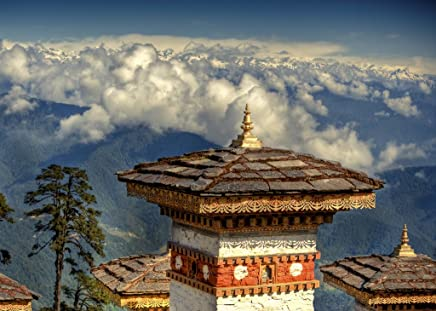 Temple on the Mall:: The Harmonic Convergence of the Faux Bhutan