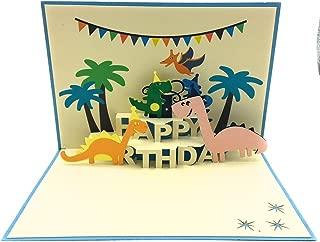 Best dinosaur birthday cards Reviews