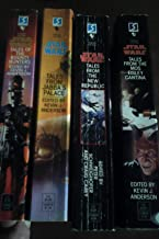 Star Wars (4 Books): Tales from the Mos Eisley Cantina; Tales of the Bounty Hunters; Tales from Jabba's Palace; Tales from...