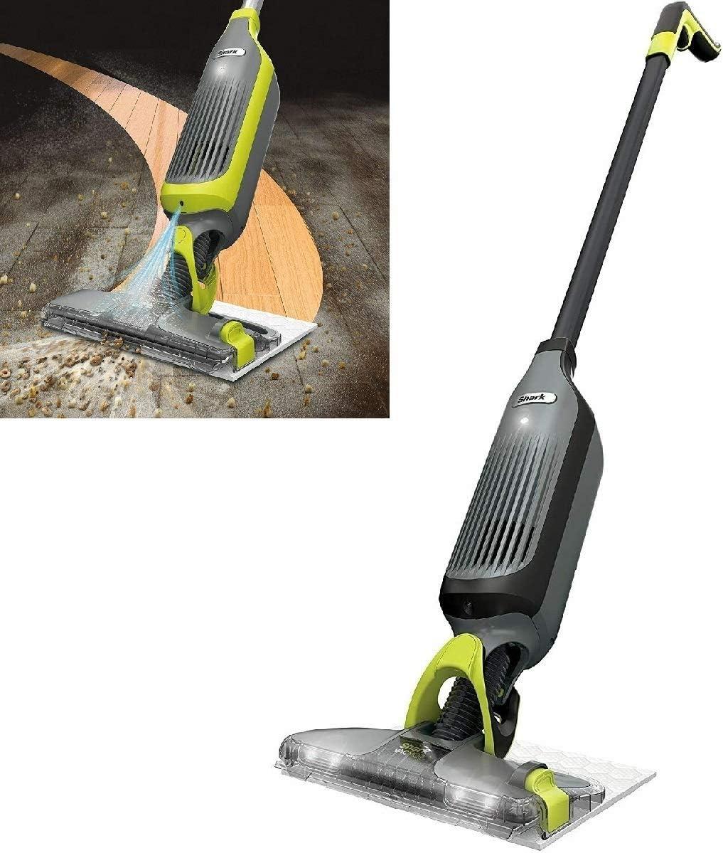 Shark Ranking TOP7 QM250 VM250 VACMOP Pro Cordless Floor wi Vacuum Hard Mop Oakland Mall