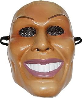The Purge Mask (Male Face Design) Halloween Costume Accessory Man