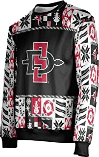 San Diego State University Ugly Holiday Unisex Sweater - Wrapping Paper