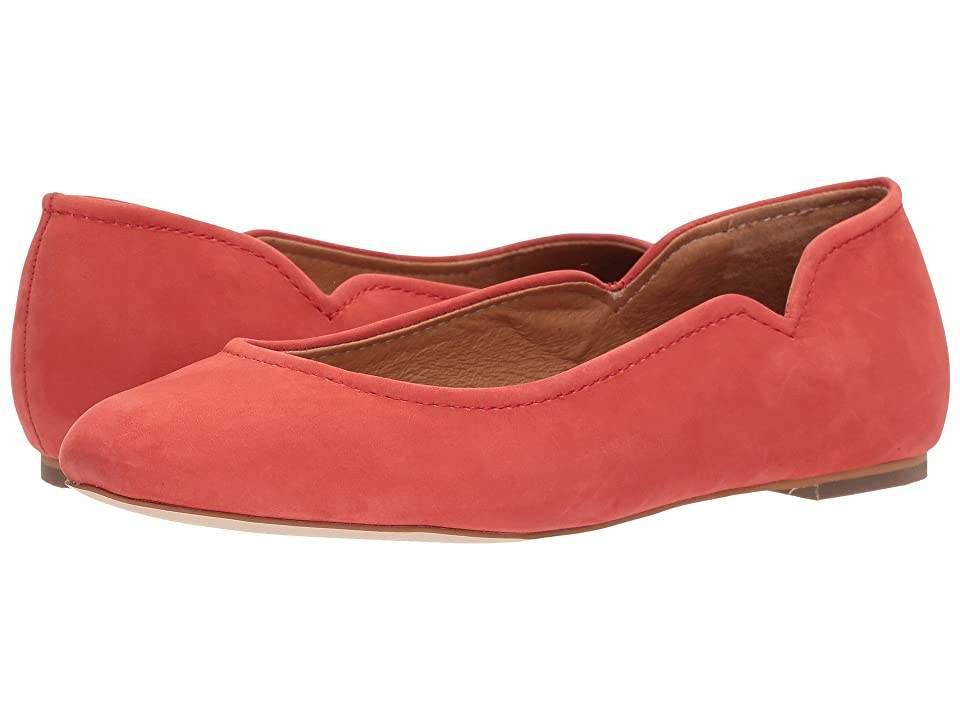 CC Corso Como Callie (Deep Red Soft Nubuck) Women
