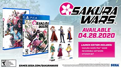 Sakura Wars - PlayStation 4