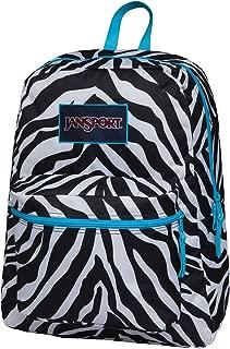 jansport backpack zebra pink