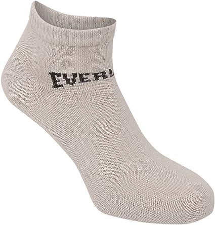 Everlast Mens 3 Pack Trainer Socks