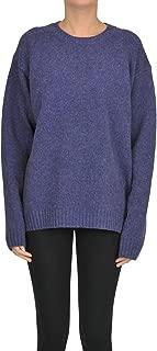 ACNE STUDIOS Luxury Fashion Womens MCGLMGP000006159I Purple Sweater | Season Outlet