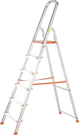 TB Davies 轻型防水台梯子 - 适合铝制阶梯,适合家庭或办公室的场合工作。 意大利制造,符合 EN131 标准。 6 Tread 1212-006