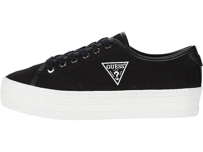 GUESS Womens Buddi Sneaker