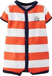 Baby Girls' Striped Romper (Baby)