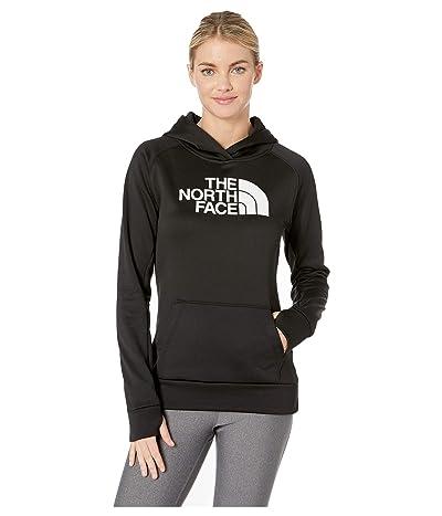 The North Face Fave Half Dome Pullover 2.0 (TNF Black/TNF White) Women